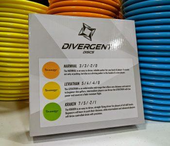 Divergent Discs 3 Disc Box Set